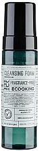 Parfumuri și produse cosmetice Spumă pentru spălare - Ecooking 50+ Cleansing Foam