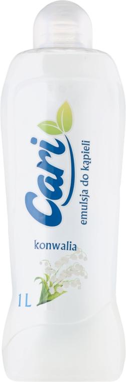 """Emulsie pentru baie """"Lăcrămioară"""" - Cari Bath Emulsion"""