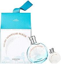Parfumuri și produse cosmetice Hermes Eau des Merveilles Bleue - Set (edt/50ml + edt/7.5ml)