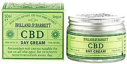 Parfumuri și produse cosmetice Cremă de zi pentru față - Holland & Barrett CBD Day Cream