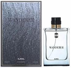 Parfumuri și produse cosmetice Ajmal Wanderer - Apă de parfum