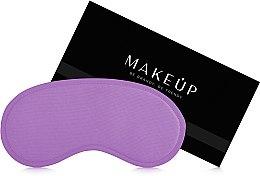 """Parfumuri și produse cosmetice Mască pentru somn, violet deschis """"Classic"""" - MakeUp"""