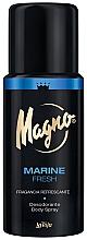 Parfumuri și produse cosmetice Deodorant - La Toja Magno Fresh Deodorant Spray