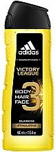 Parfumuri și produse cosmetice Adidas Victory League - Gel de duș