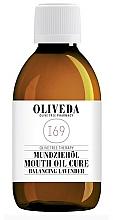 """Parfumuri și produse cosmetice Ulei de clătire pentru cavitatea bucală """"Lavandă"""" - Oliveda I69 Mouth Oil Cure Balancing Lavender"""