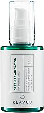 Parfumuri și produse cosmetice Ser calmant pentru față - Klavuu Green Pearlsation Pha Calming Serum