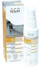 Parfumuri și produse cosmetice Ulei de protecție solară SPF30 - Eco Cosmetics Sun Oil SPF 30
