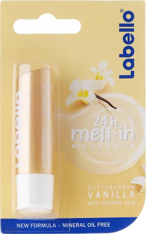 "Balsam de buze ""Vanilie"" - Labello Lip Balm Vanilla"