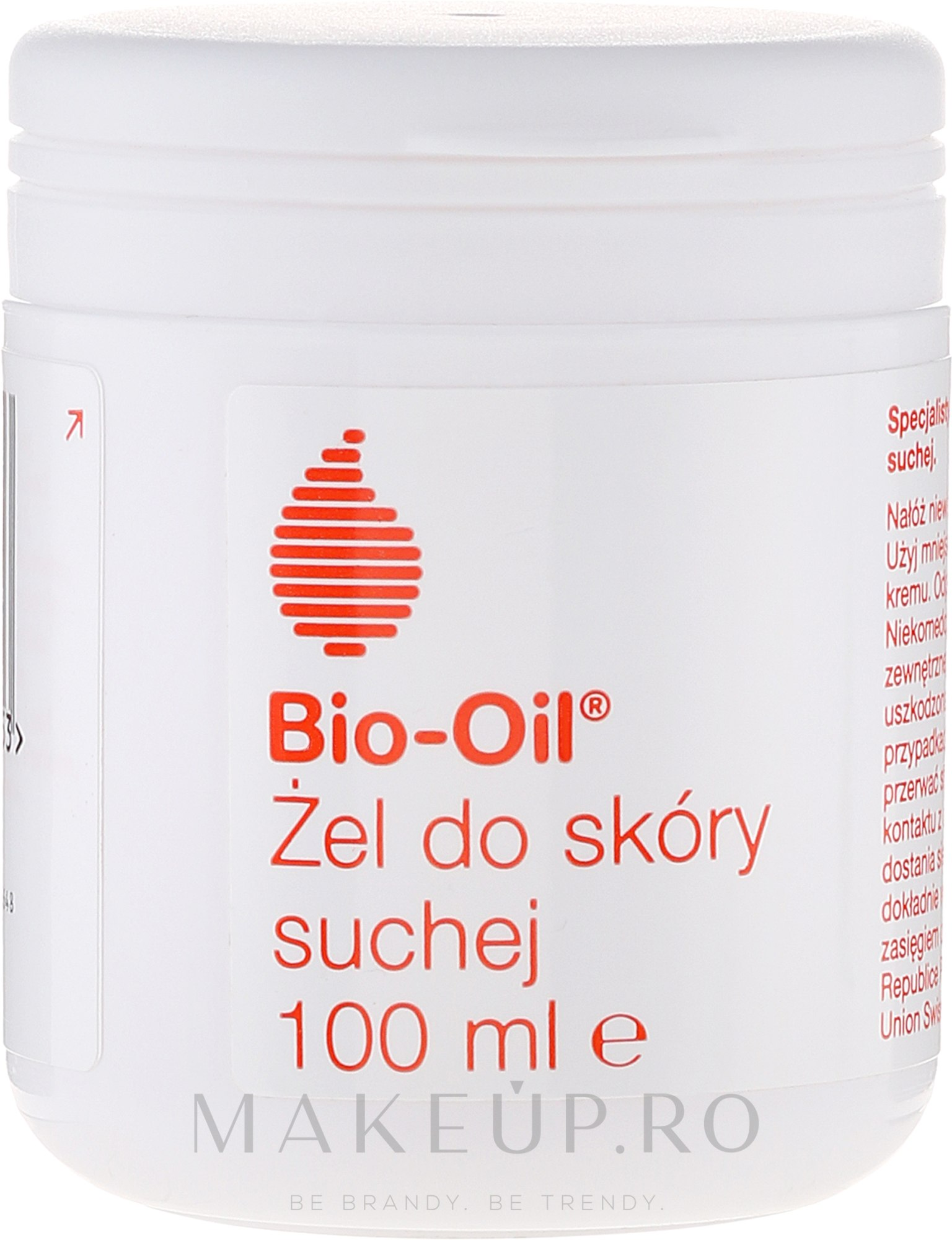 Gel pentru pielea uscată - Bio-Oil Skin Gel — Imagine 50 ml