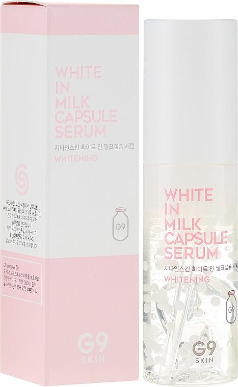 Ser facial - G9Skin White In Milk Capsule Serum — Imagine N1
