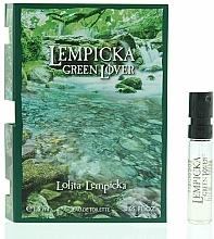 Parfumuri și produse cosmetice Lolita Lempicka Green Lover - Apă de toaletă (mostră)