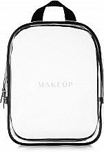 """Parfumuri și produse cosmetice Trusă cosmetică pentru duș, neagră """"Beauty Bag"""" (fără produse) - MakeUp"""