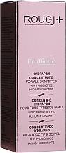 Parfumuri și produse cosmetice Concentrat pentru față - Rougj+ ProBiotic Concentrato Hydrapro
