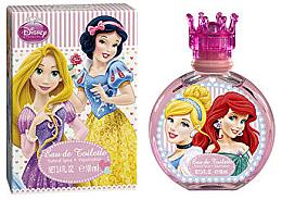 Parfumuri și produse cosmetice Disney Princess - Apă de toaletă