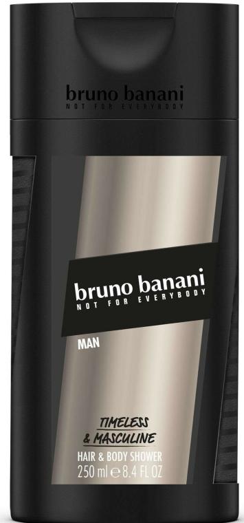 Bruno Banani Man Timeless Masculine - Gel de duș — Imagine N1