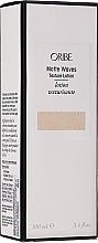 Parfumuri și produse cosmetice Loțiune pentru texturarea părului - Oribe Matte Waves Texture Lotion