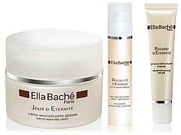 Parfumuri și produse cosmetice Set cadou - Ella Bache Eternite (cream/50ml + gel/15ml + serum/50ml)