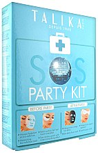 Parfumuri și produse cosmetice Set - Talika SOS Party Kit (mask/20g + eye/patch/2x2bucăți + mask/25g)