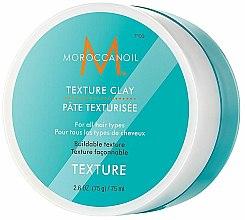 Parfumuri și produse cosmetice Argilă pentru păr - Moroccanoil Texture Clay