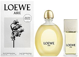 Parfumuri și produse cosmetice Loewe Aire - Set (edt/125ml + edt/30ml)