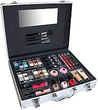 Parfumuri și produse cosmetice Paletă de machiaj - Cosmetic 2K Beauty Unlimited Train Case