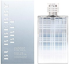 Burberry Burberry Brit Summer for Men - Apă de toaletă — Imagine N1