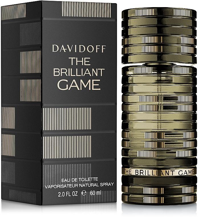 Davidoff The Brilliant Game - Apă de toaletă — Imagine N1