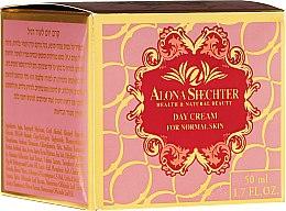 Parfumuri și produse cosmetice Cremă de zi pentru ten normal - Alona Shechter Day Cream For Normal Skin