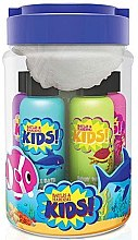 Set - Baylis & Harding Kids (b/wash/3x100ml + b/foam/2x100ml + sponge/1pcs) — Imagine N1