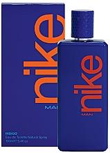 Parfumuri și produse cosmetice Nike Indigo Man Nike - Apă de toaletă