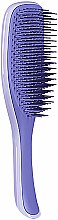 Perie de păr - Tangle Teezer The Wet Detangler Damson Purple Pick n Sick — Imagine N3