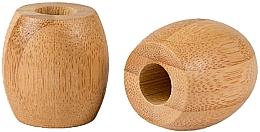 Parfumuri și produse cosmetice Suport din bambus pentru o periuță de dinți - Curanatura