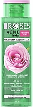 Parfumuri și produse cosmetice Apă micelară pentru acnee - Nature Of Agiva Roses Acne Help Micellar Water