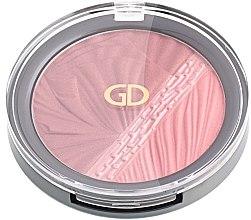 Parfumuri și produse cosmetice Fard de obraz - Ga-De Idyllic Silky Glamblush