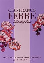 Parfumuri și produse cosmetice Gianfranco Ferre Blooming Rose - Apă de toaletă (mostră)