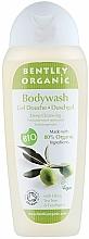 """Parfumuri și produse cosmetice Gel de duș """"Curățarea profundă"""" - Bentley Organic Body Care Deep Cleansing Bodywash"""
