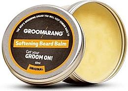 Parfumuri și produse cosmetice Balsam pentru barbă - Groomarang Softening Beard Balm