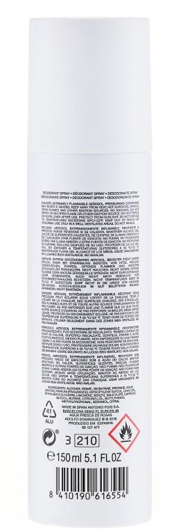Adolfo Dominguez Agua Fresca De Rosas - Deodorant spray — Imagine N2