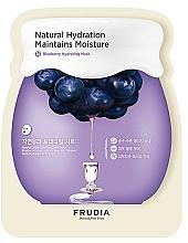 Parfumuri și produse cosmetice Mască de țesut pentru față - Frudia Hydrating Blueberry Mask