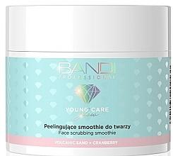 Parfumuri și produse cosmetice Peeling facial - Bandi Professional Young Care Face Scrubbing Smoothie