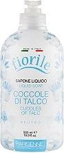 Parfumuri și produse cosmetice Săpun lichid - Parisienne Italia Fiorile Cuddles Of Talc Liquid Soap