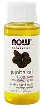 Parfumuri și produse cosmetice Ulei de păr - Now Foods Solutions Jojoba Oil