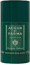 Parfumuri și produse cosmetice Acqua di Parma Colonia Club - Deodorant stick