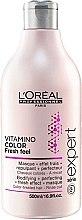 Mască pentru protejarea culorii părului vopsit - L'Oreal Professionnel Vitamino Color A-OX — Imagine N5