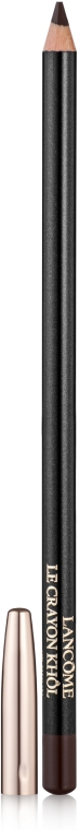 Creion pentru conturul ochilor - Lancome Le Crayon Khôl EyeLiner — Imagine N1