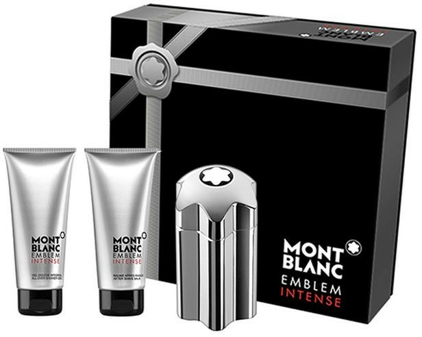 Montblanc Emblem Intense - Set (edt/100ml + a/sh/b/100ml + sh/g/100ml)  — Imagine N1