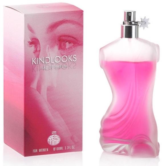 Real Time Kindlooks - Apă de parfum