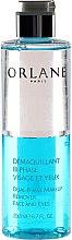 Parfumuri și produse cosmetice Demachiant în două faze - Orlane Dual-Phase Makeup Remover Face and Eyes