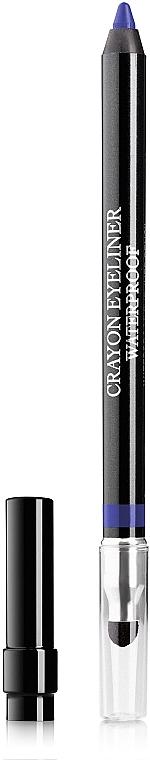 Creion de ochi - Dior Crayon Eyeliner Waterproof — Imagine N1