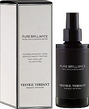 Parfumuri și produse cosmetice Apă micelară - Vestige Verdant Pure Brilliance Micellar Cleansing Water